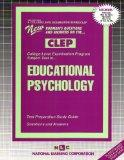 INTRODUCTION TO EDUCATIONAL PSYCHOLOGY  (College Level Examination Series) (Passbooks) (COLLEGE LEVEL EXAMINATION SERIES (CLEP))
