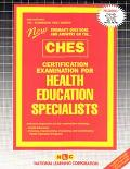 Certification Examination for Health Education Specialists (Ches