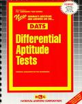 Differential Aptitude Tests Intensive Preparation for the Examination