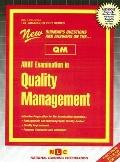 QM: ARRT Examination in Quality Managment  (Admission Test Series 124) - Jack Rudman