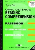 Civil Service Reading Comprehension Test Preparation Study Guide Questions & Answers