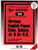 Written English Paper Elementary School, Junior High School, Senior High School