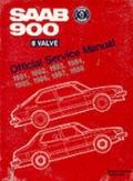 Saab 900 Eight Valve Official Service Manual, 1981-1988 - Bentley Publishers - Paperback