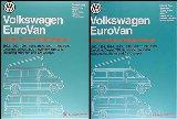 Volkswagen Eurovan Official Factory Repair Manual  1992, 1993, 1994, 1995, 1996, 1997, 1998,...