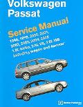 Volkswagen Passat Service Manual 1998, 1999, 2000, 2001, 2002, 2003, 2004, 2005 1.8L Turbo, ...