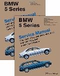 BMW 5 Series (E39) Service Manual: 1997, 1998, 1999, 2000, 2001, 2002, 2003