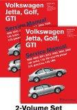 Volkswagen Jetta, Golf, GTI (A4) Service Manual: 1999, 2000, 2001, 2002, 2003, 2004, 2005 - ...