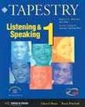 Tapestry Listening & Speaking 1