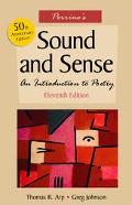Perrine's Sound and Sense An Introduction to Poetry