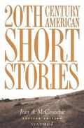 Twentieth Century American Short Stories