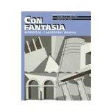 Con Fantasia: Workbook & Laboratory Manual (Italian Edition)