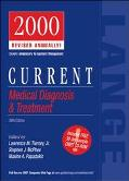 Current Medical Diagnosis & Treatment 2000 (Lange Series)