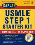 Kaplan USMLE Starter Kit: Step 1 - Kaplan Educational Centers - Paperback