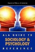 ALA Guide to Sociology and Psychology Reference
