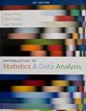 Title: Intro.To Stat.+Data Anal. Ap Edition