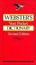 Webster's Vest Pocket Dictionary - Walter C. Kidney - Paperback - Rev. ed