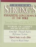 New Strong's Exhaustive Concordance of the Bible With Main Concordance, Appendix to the Main...