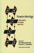 Nanotechnology Molecularly Designed Materials