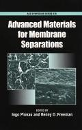 Advanced Materials for Membrane Separations