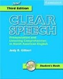 Clear Speech Student's Book with Audio CD: Pronunciation and Listening Comprehension in Amer...