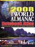 2008 World Almanac Notebook Atlas