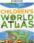 Hammond Children's World Atlas