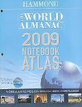 World Almanac Notebook Atlas