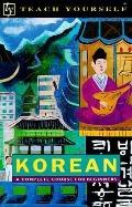 Teach Yourself Korean Complete Course