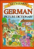 Let's Learn German Picture Dictionary