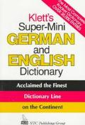 Klett's Super-Mini German and English Dictionary