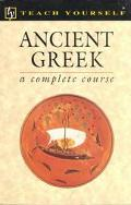Teach Yourself:ancient Greek
