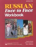 Russian Face to Face  Beginning