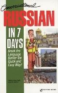 Conversational Russian in 7 Days