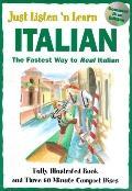 Just Listen 'N Learn Italian