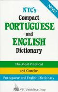 Ntc's Compact Portuguese and English Dictionary