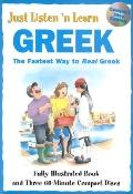 Just Listen 'N Learn Greek