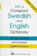 Ntc's Compact Swedish and English Dictionary