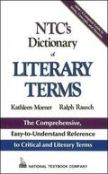 Ntc's Dictionary of Literary Terms