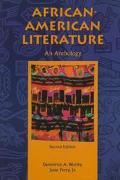African-American Literature An Anthology