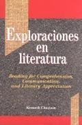 Exploraciones En Literatura