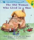 Old Woman Who Lived in A Shoe : Lap Book