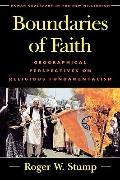 Boundaries of Faith Geographical Perspectives on Religious Fundamentalism