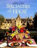 Biltmore Estate Specialties of the House - Cathy A. Wesler - Hardcover