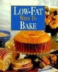 Low-Fat Ways to Bake