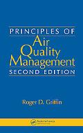 Principles of Air Quality Management