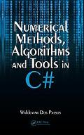 Numerical Recipes, Algorithms, and Tools in C#