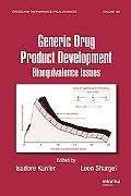Generic Drug Product Development-bioequivalence