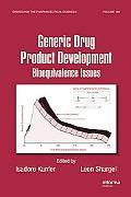 Generic Drug Product Development-bioequivalence