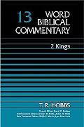 Word Biblical Commentary 2 Kings