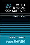 Word Biblical Commentary Ezekiel 20-48